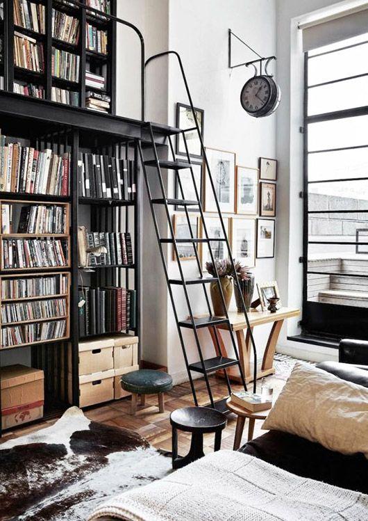 stairway to book heaven more - Metal Library Bookshelves