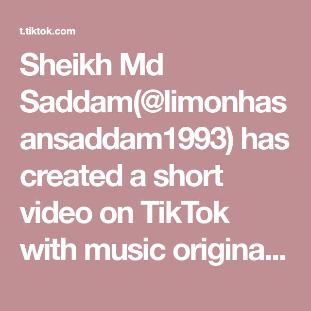 Pin On Tiktok Videos