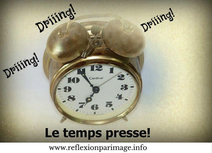 Le temps presse! #Letempspresse #Hopefortheplanet