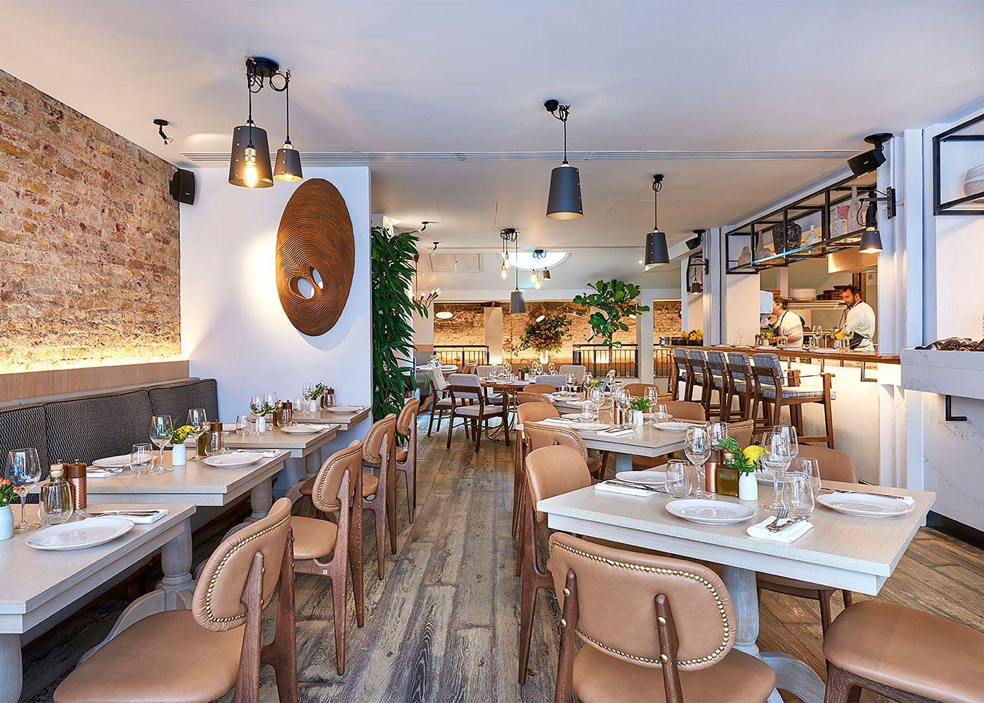 Meraki Restaurant Identity By Dutchscot London Identity Designed Greek Restaurants Rooftop Restaurant Design Restaurant