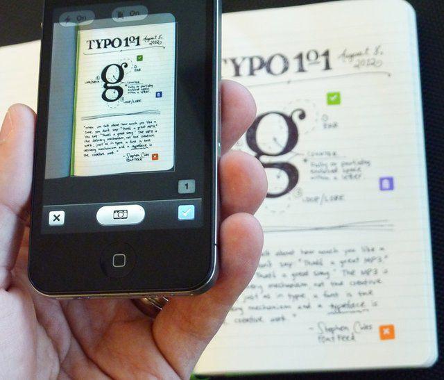 Evernote Moleskine Smart Notebook Evernote Clever Gadgets Moleskine Evernote