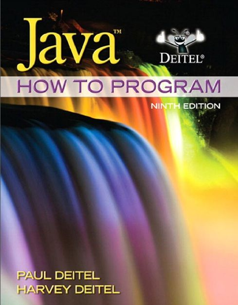 Dietel And Dietel Java How To Program Pdf