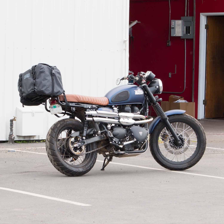 Vuz Waterproof Duffle Bag Lookbike Gp125 Motorcycle Luggage