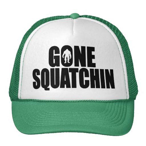 Original   Best-Selling Bobo s GONE SQUATCHIN Hat  aaddf439a40f