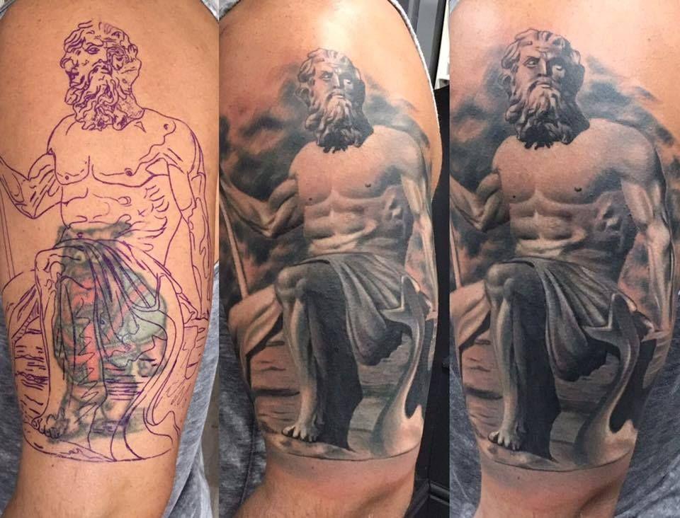 Tattoos Wigan Holy Trinity Tattoo Studio Award Winning Tattoos Tattoo Studio Revelation Tattoo Samurai Tattoo Design