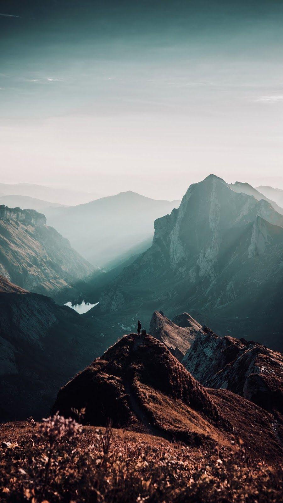 Nature Peaks, alone, loneliness id 46422 Nature, 4k