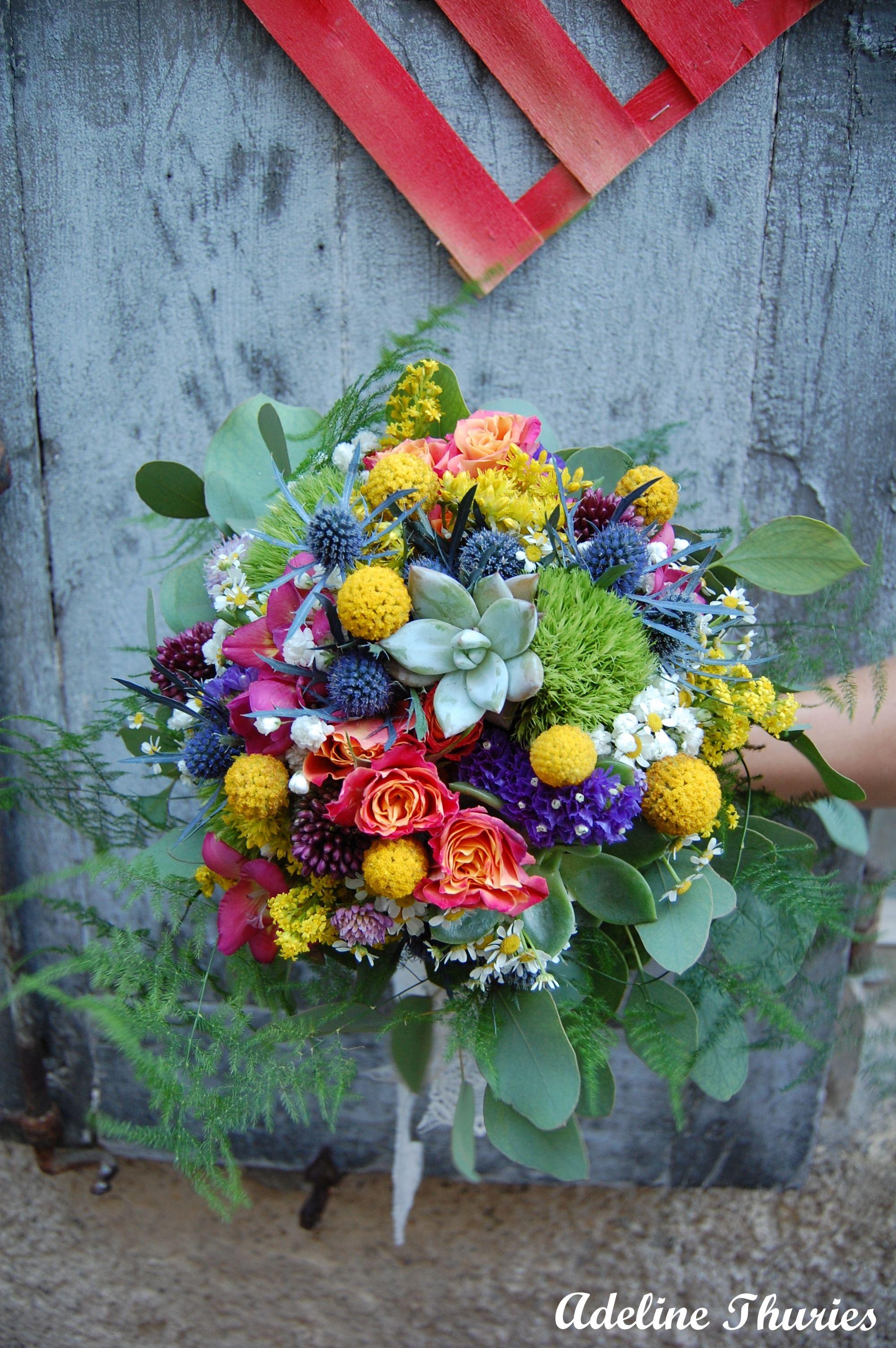 #mariage #wedding #champêtre #couleur #fleur #inspiration #fleuristerodez