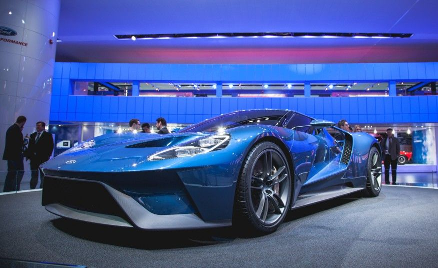 Ford Gt Interior And Price  New Cars Models
