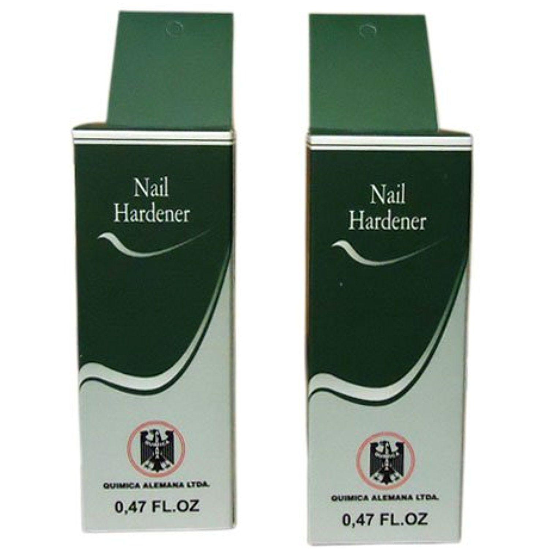 Quimica Alemana Nail Hardener 0.47oz \