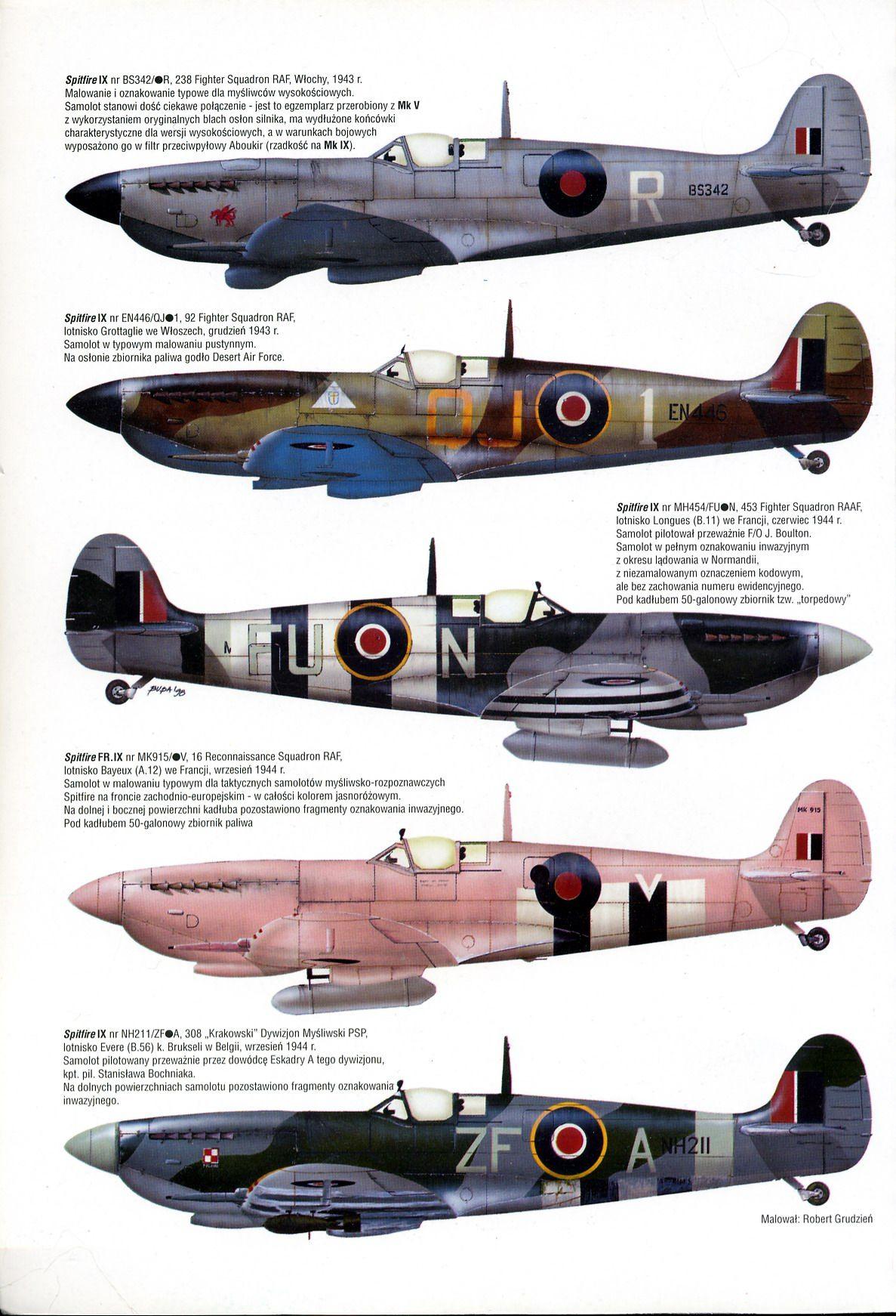 Обои spitfire, mk.ixc, Supermarine. Авиация foto 14
