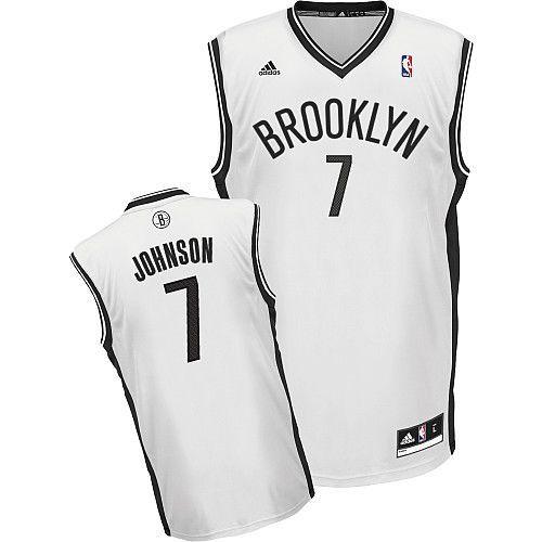 Brooklyn Nets Jahlil Okafor Statement Black Swingman Jersey