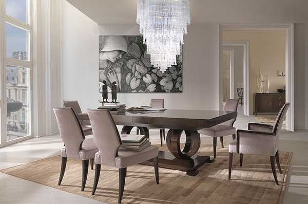Crystal Chandeliers For Dining Room Adorable 20 Gorgeous Dining Room Decorating Ideas Showcasing Fantastic Inspiration Design