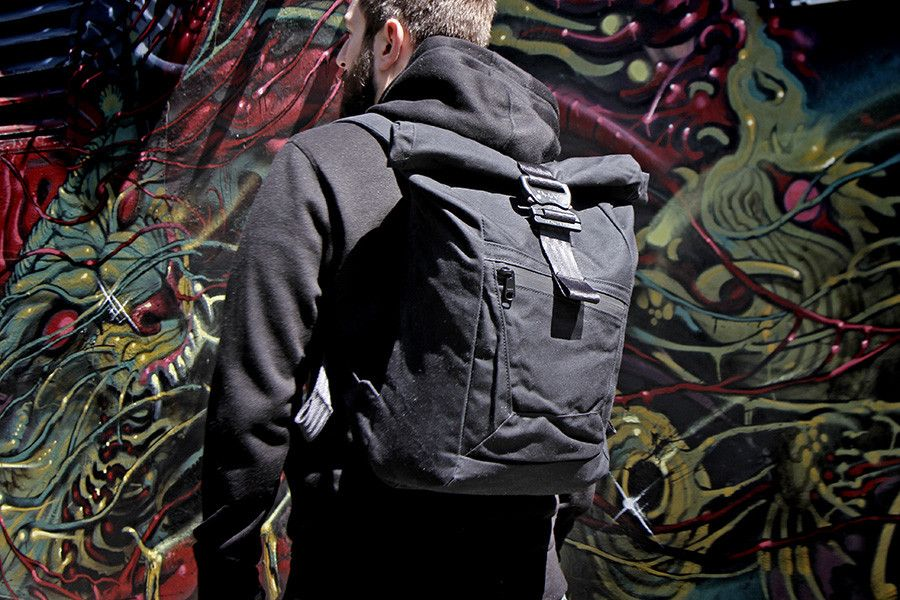 Drive Rolltop Backpack (Raptor Edition) from Modern Industry ... 273b529f6a072