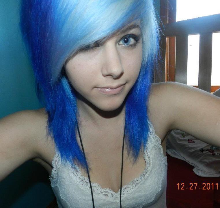 49 HQ Photos Blue Splat Hair Dye - Free: NEW Splat Hair ...