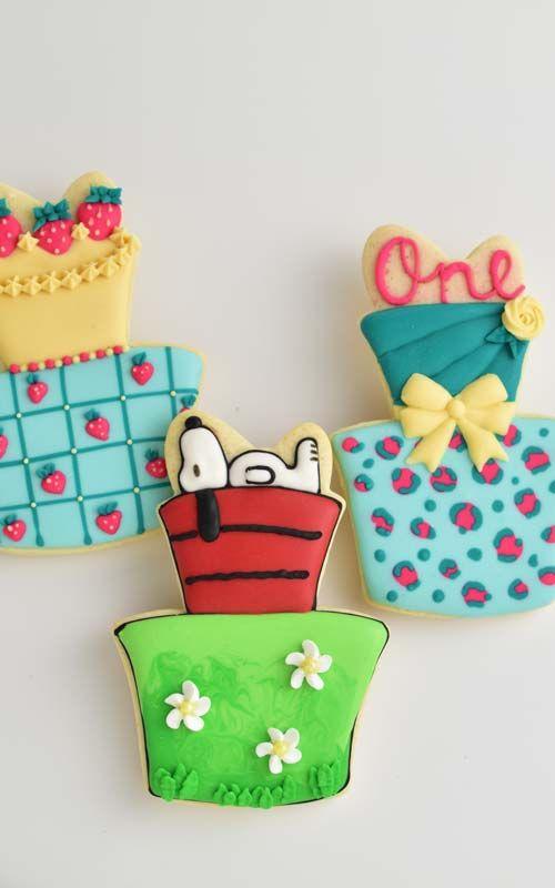 Fantastic Birthday Cake Cookies Cookie Cake Birthday Snoopy Cake Cookie Funny Birthday Cards Online Hendilapandamsfinfo