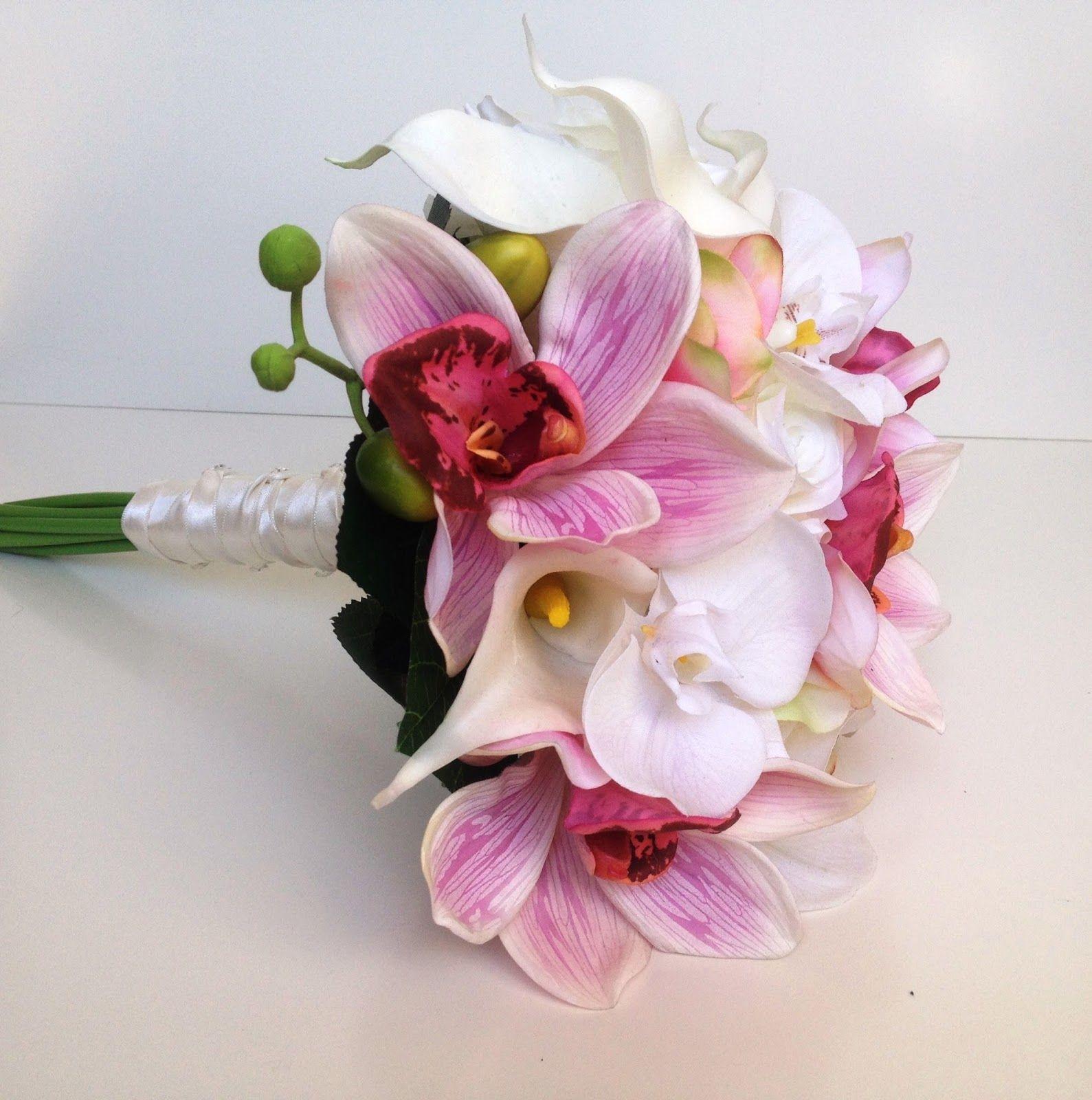 Más de 20 ramos de novia: las flores que están de moda en 2016 ...