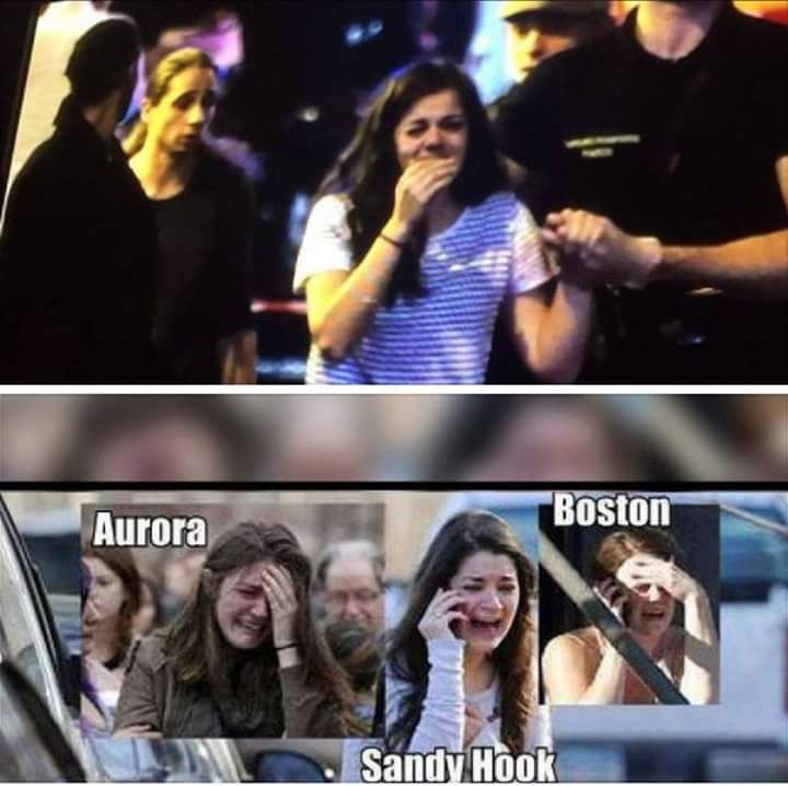 False Flags, Racial Strife and the Call for Crisis Actors