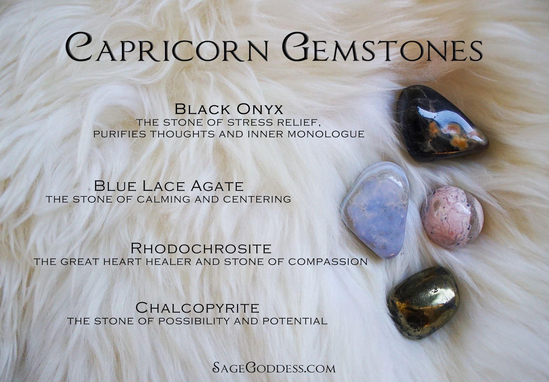 Capricorn Gemstones Capricorn, Zodiac capricorn