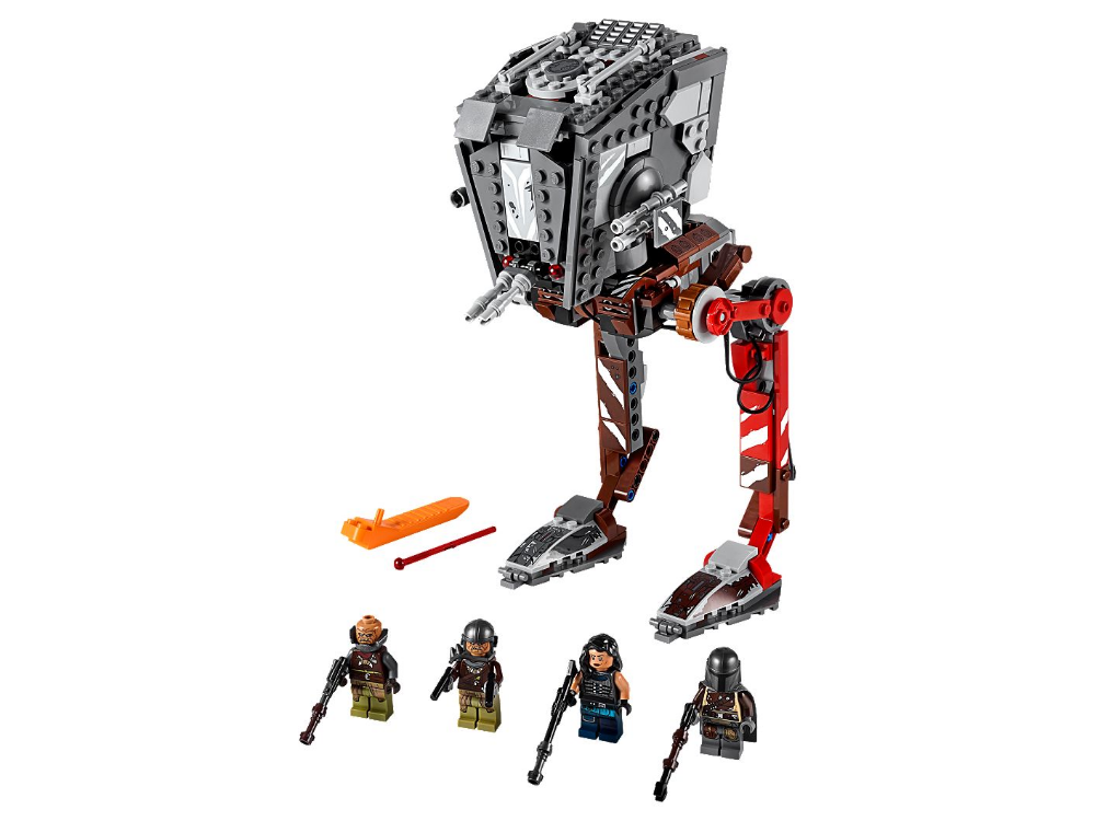 AT-ST™ Raider from The Mandalorian 75254 | Star Wars™ | Buy online ...