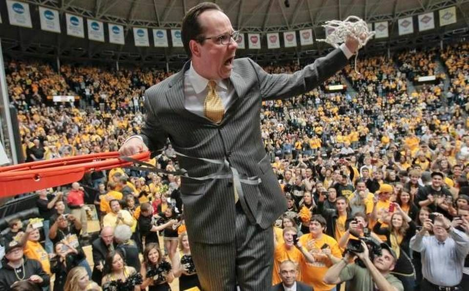 PHOTOS Gregg Marshall at Wichita State Wichita state