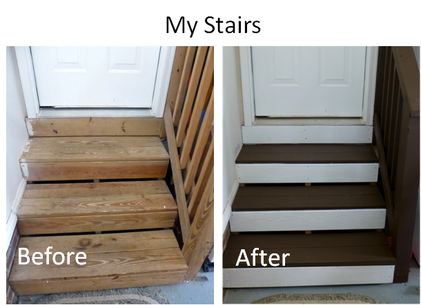 Renewing Boring Garage Steps In 2019 Projects Garage