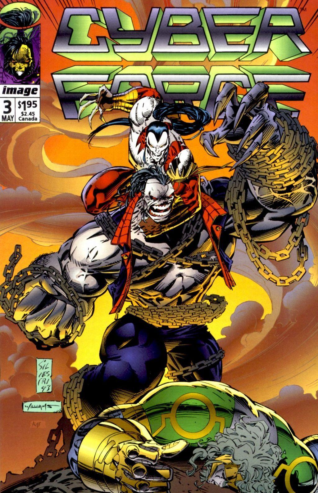 IMAGE COMICS SUPER PATRIOT #1-#4 SET NM-
