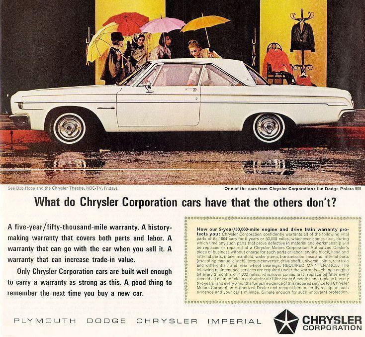 1964 Dodge Polara Ad | Dodge Charger classic cars | Pinterest | Ads ...