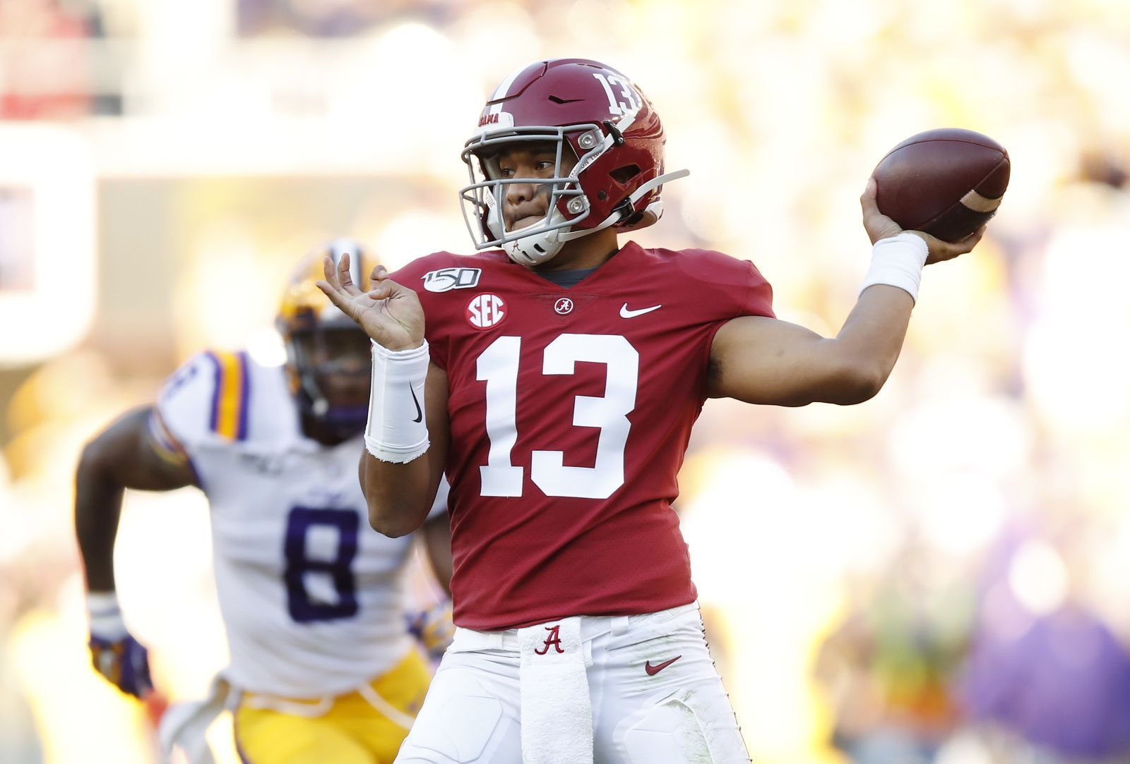 Miami Dolphins Must Draft Tua Tagovailoa At All Costs National Football League News Tua Tagovailoa Said Yes To The 2020 Nfl Draft And In 2020 Nfl Draft Nfl Nfl News