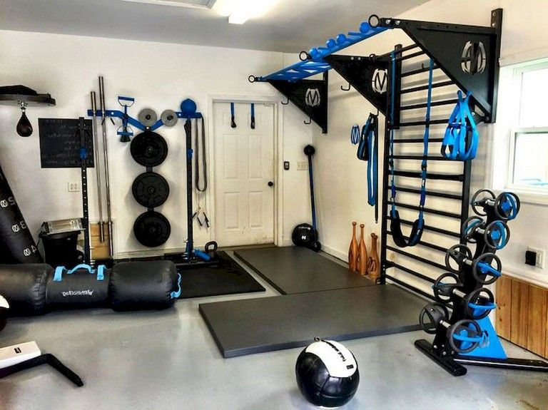 50 Cold Home Gym Ideas Decoration On A Budget For Small Room