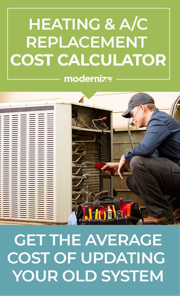 HVAC System Costs 2020 Replacement & Installation Prices