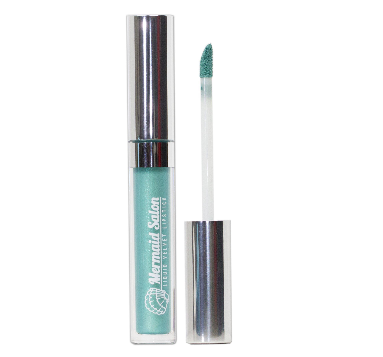 Mermaid Salon — MENACE METALLIC Liquid Velvet Lipstick