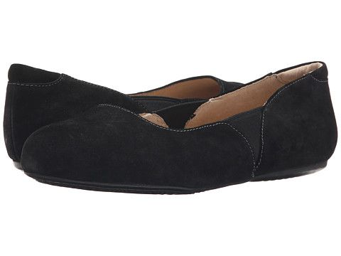 SoftWalk Norwich Black Cow Suede Leather - Zappos.com Free Shipping BOTH  Ways