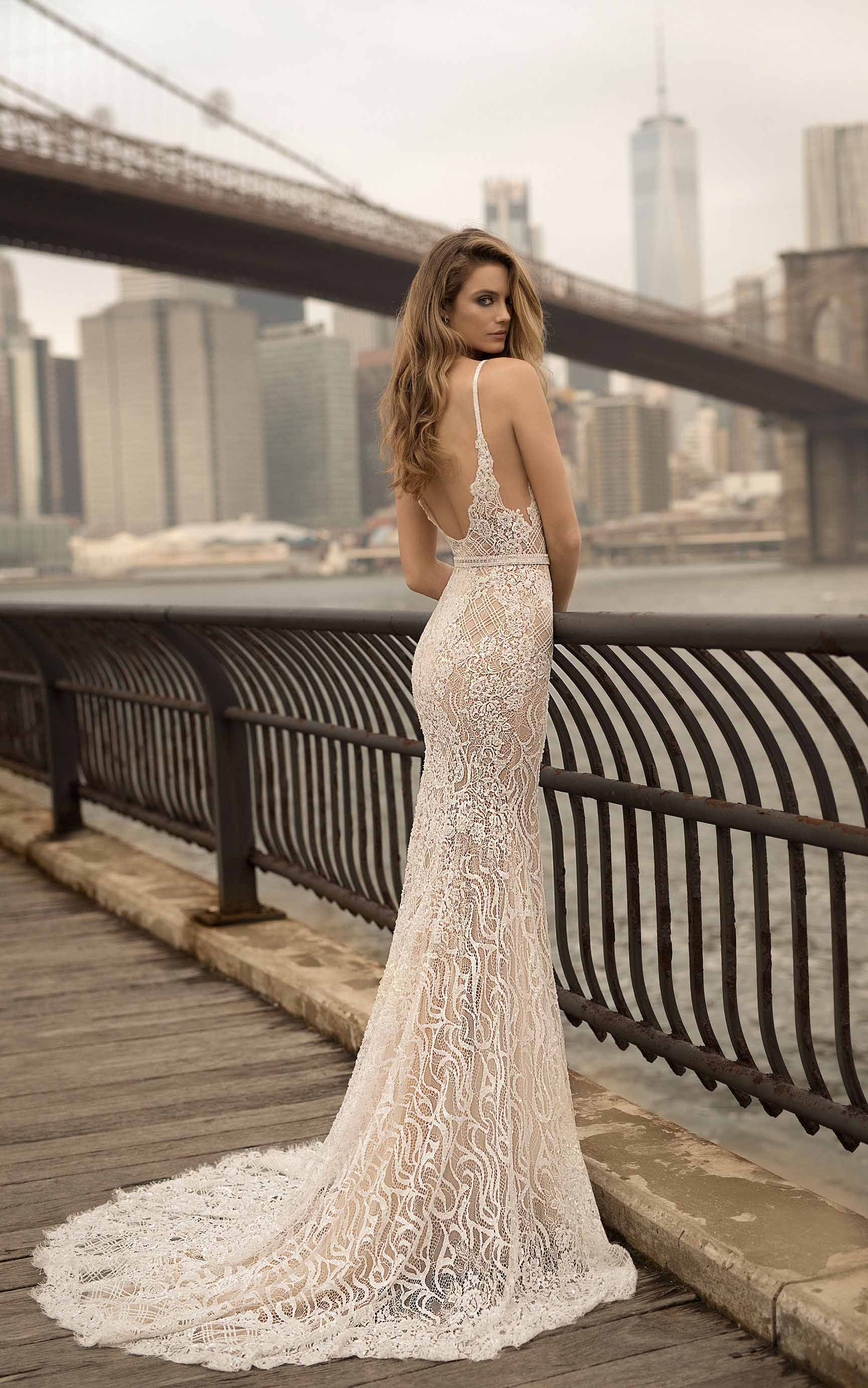 Latest berta wedding dresses spring collection wedding ideas