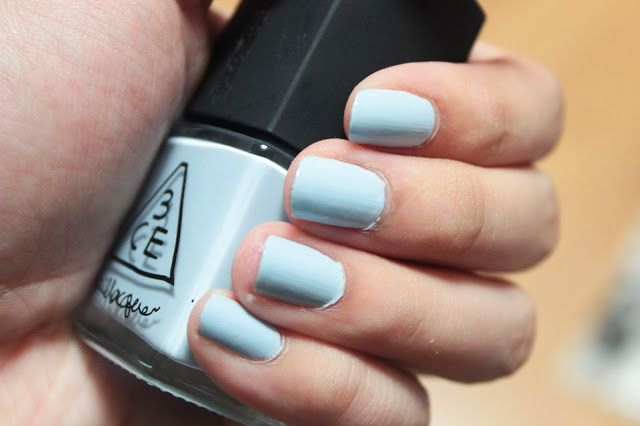 Review 3ce Nail Lacquers Innisfree Gel Top Coat Nails Nail Lacquer Gel Top Coat