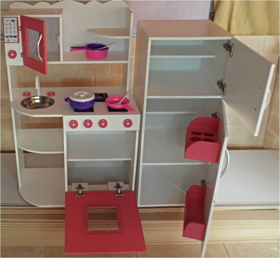 Muebles Infantiles,rincon Casita Infantil,cocina De Juguete ...