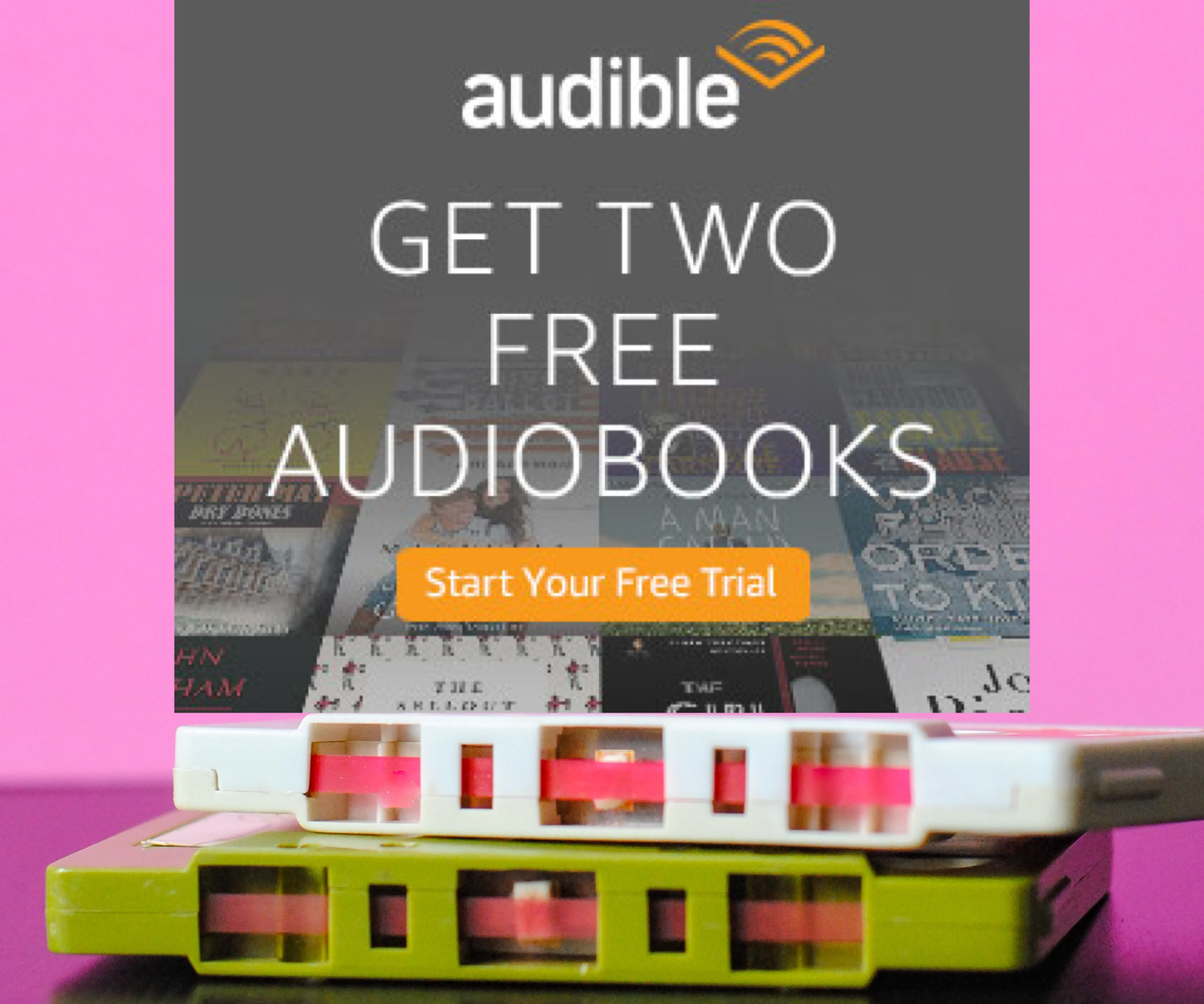 Best Sites with 500,000+ Free Audiobook Downloads - Freemake