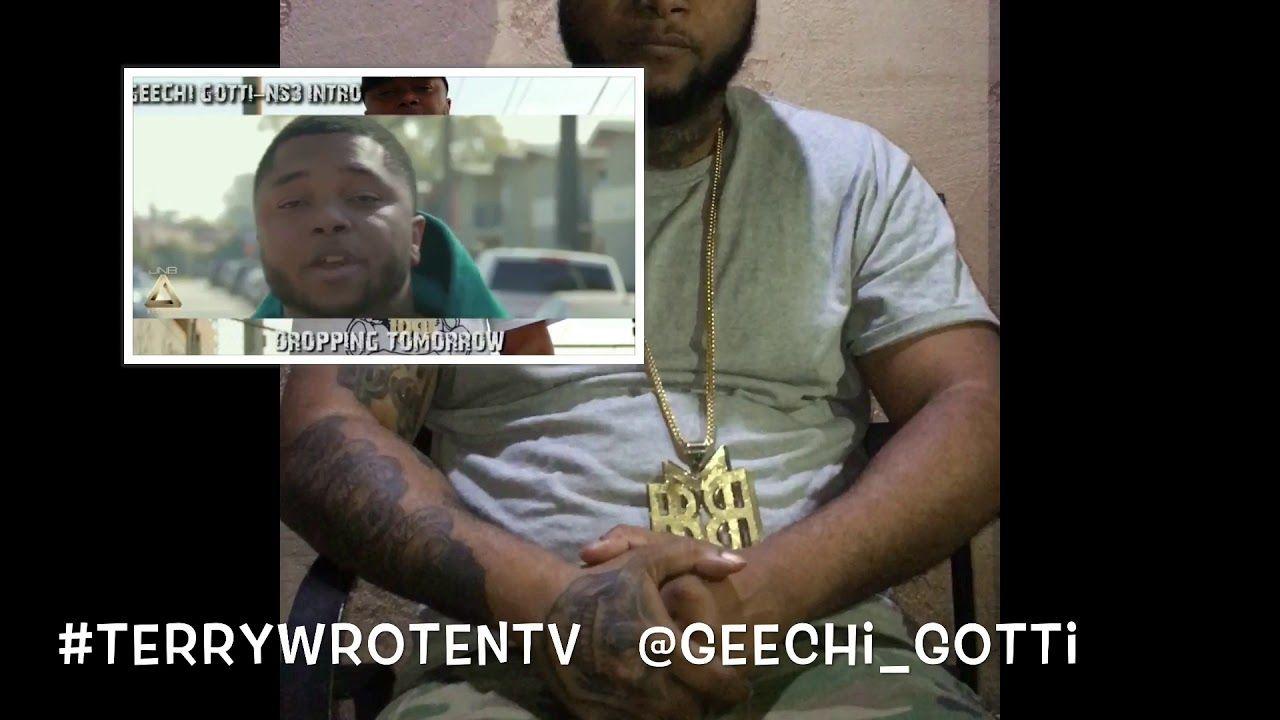 MONSTASQUADD Geechi Gotti (@GeechiGotti) talks about being a