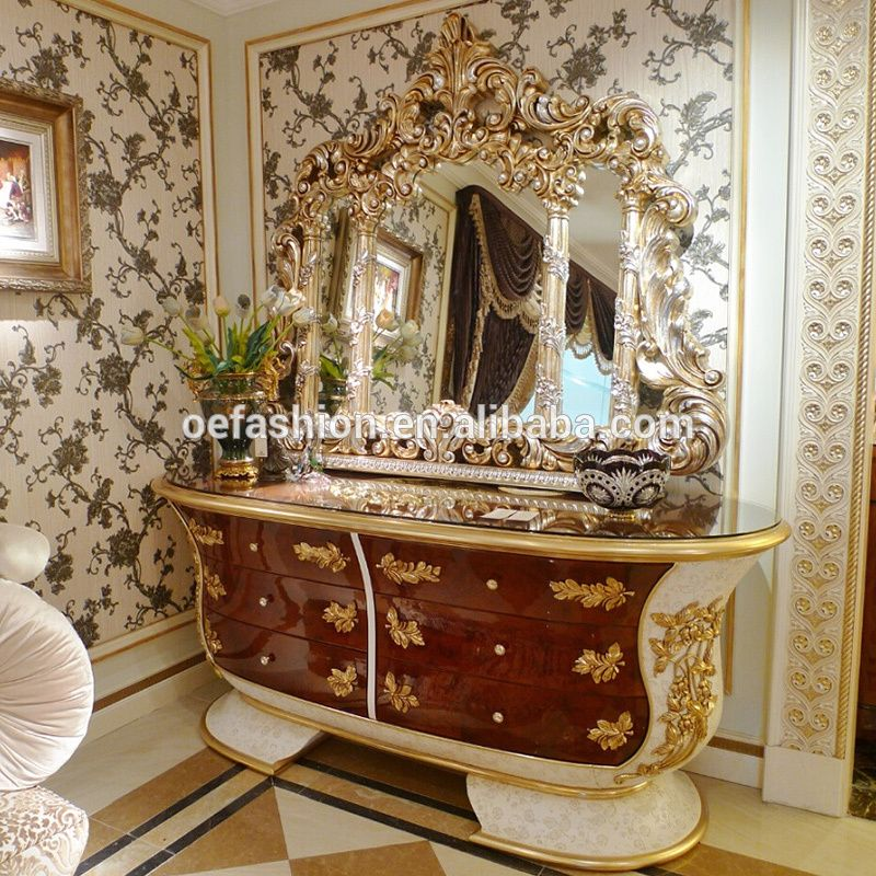 Italian Style Living Room Furniture Antique Console Table Furniture Italian Style Console Table With Mirror View Classic Italian Antique Living Room Furniture Mirrored Console Table Antique Console Table Antique Furniture Living