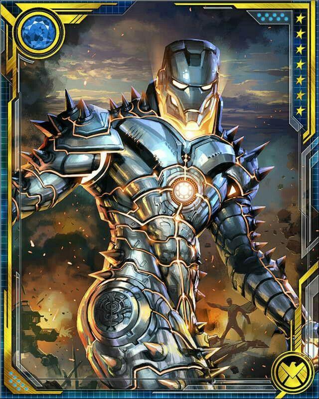 Pin by Ethan Kraus on nice Iron man art, Iron man armor