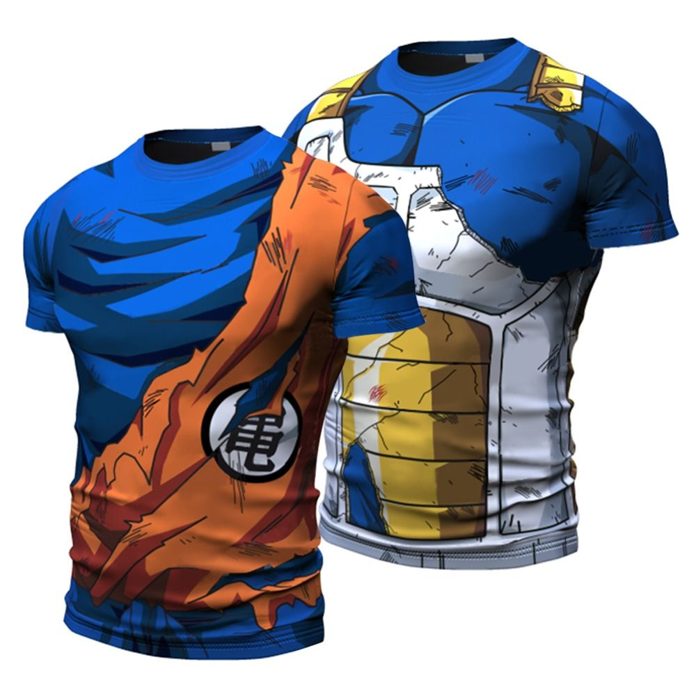 3ef6054cc 3D Dragon Ball Z T Shirt Jersey   Price   28.00 ✓Free Shipping Worldwide  Tag your friends who would want this! Insta  -  fandomexpressofficial fb   ...