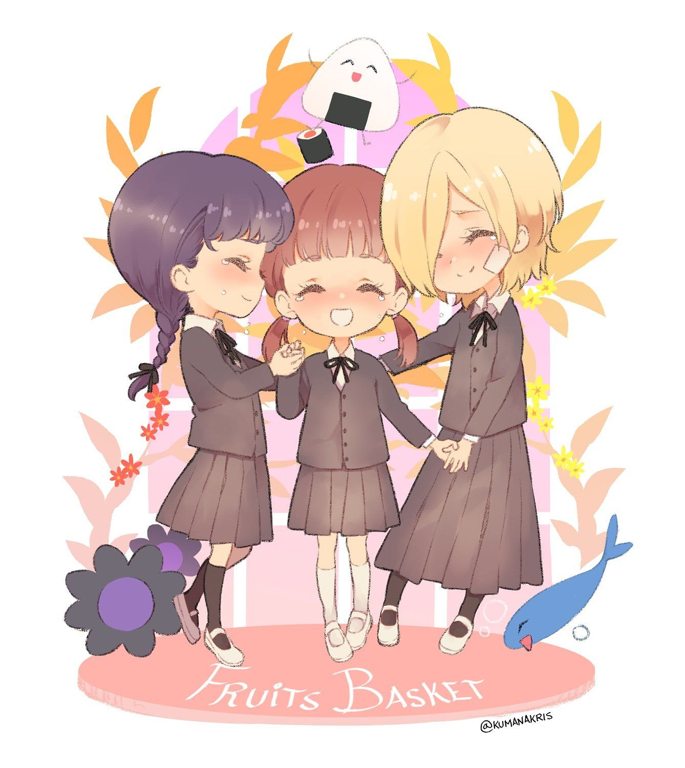 Twitter (With images) Fruits basket