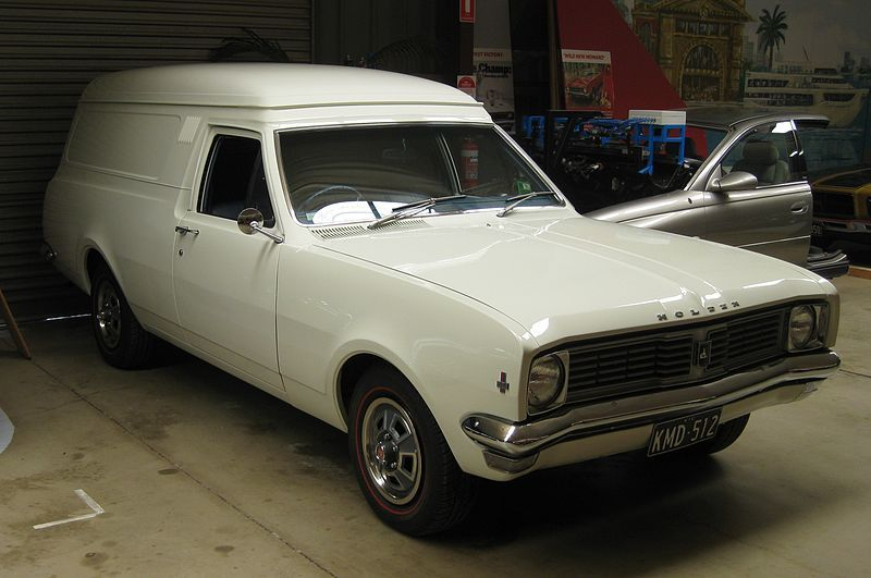 Wow Hows The Condition Of This Holden Ht Belmont Panel Van