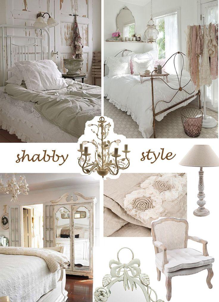 Come arredare la camera da letto | A Casa di Ro | shaby chic ...