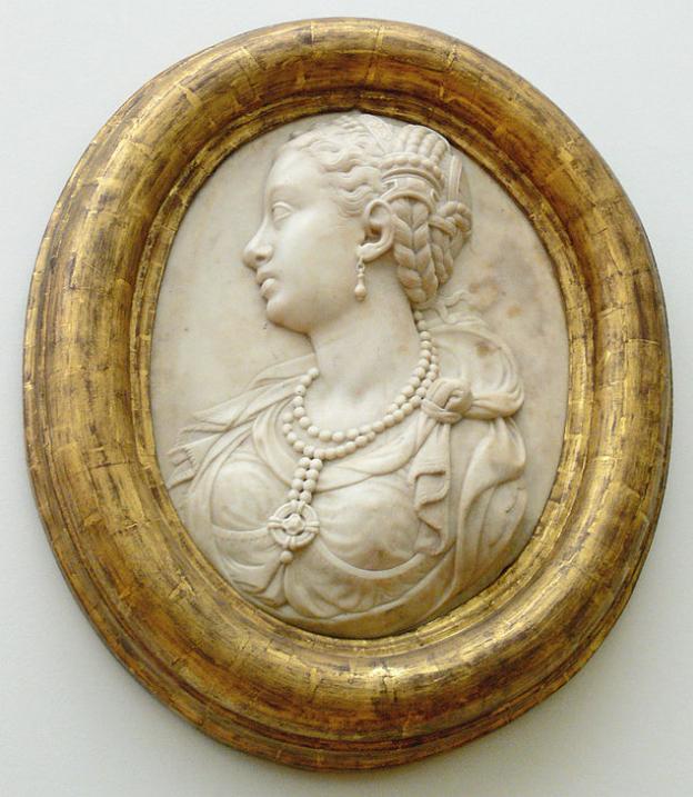 Ippolita Gonzaga  1535
