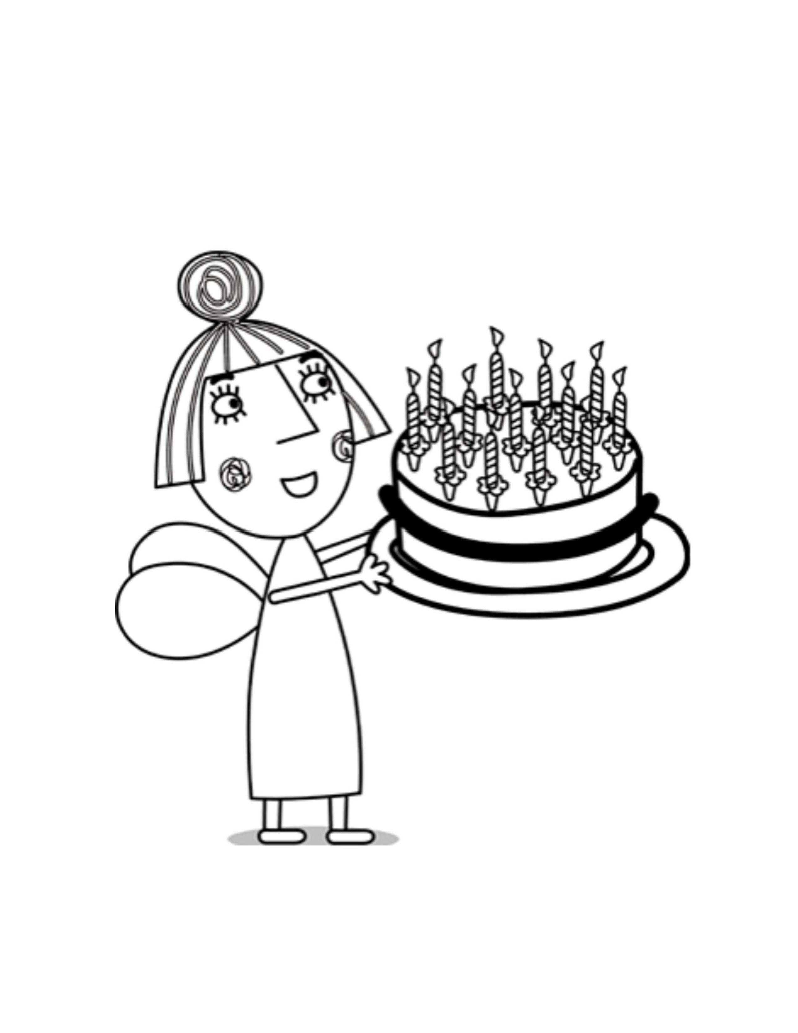 Pin de Fundas Huawei Alcatel en Ben y Holly Cumpleaños | Pinterest