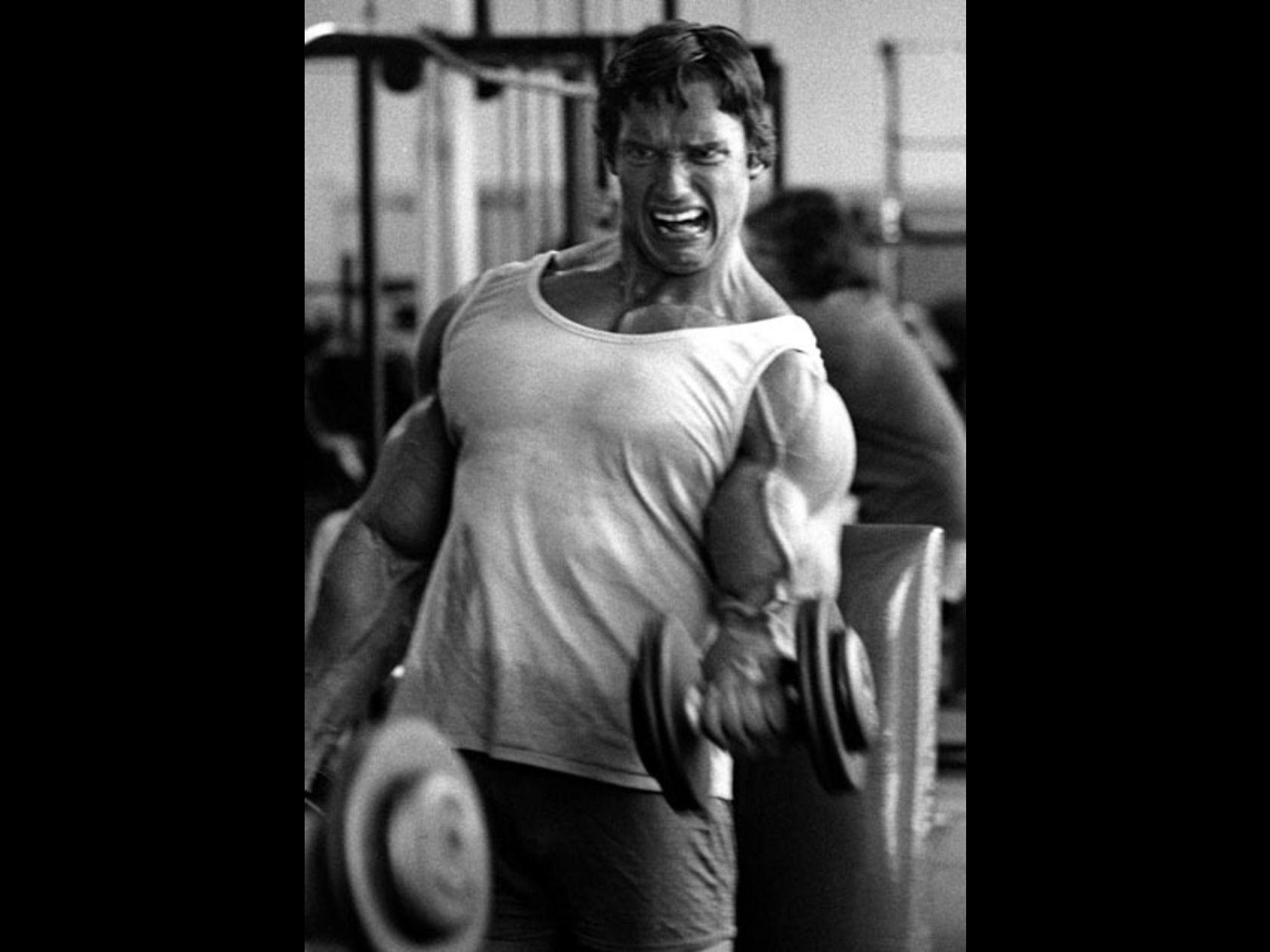 Arnold Schwarzenegger Bodybuilding Background 1 Hd Wallpapers