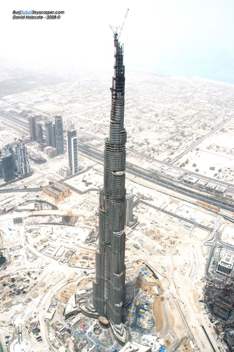 Illustration For Article Titled Tallest Skyscraper In The World Almost Completed Defies Belief Dubai Skyscraper Building