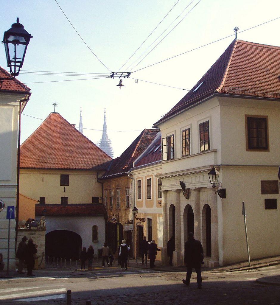 Zagreb Gornji Grad Zagreb Upper Town Zagreb Zagreb Croatia Croatia