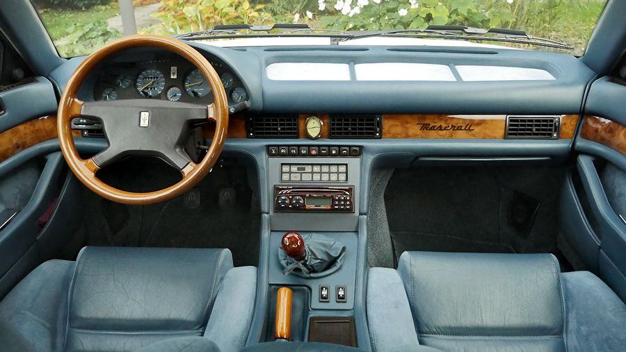 1992 Maserati Karif 2.8l Biturbo(画像あり) | 高級車