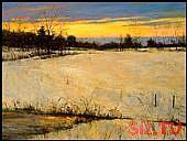Aus Liebe zur Kunst: Peter Fiore,  #aus #Fiore #Kunst #Liebe #Peter #Winterbildermalen #zur